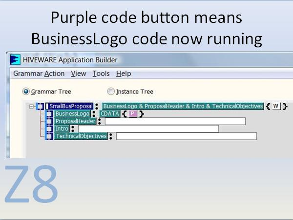 Z8_purple_code_button_for_code_is_running_2